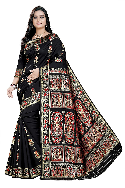 Top 3 Best Baluchari Silk Saree in India