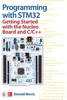 Amazon com: Beginning STM32: Developing with FreeRTOS, libopencm3