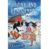 Swine and Punishment (Bought-the-Farm Cozy Mystery 7) (Bought-the-Farm Mystery)