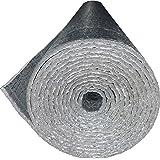 Car Insulation - 4' x 10' Roll (40 Sqft) Sound Deadener & Heat Barrier Mat - Automotive Lightweight Thermal Insulation