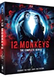 12 Monkeys - The Complete Series [Blu-ray]
