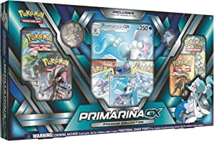 Pokemon TCG: Primarina-Gx Premium Collection