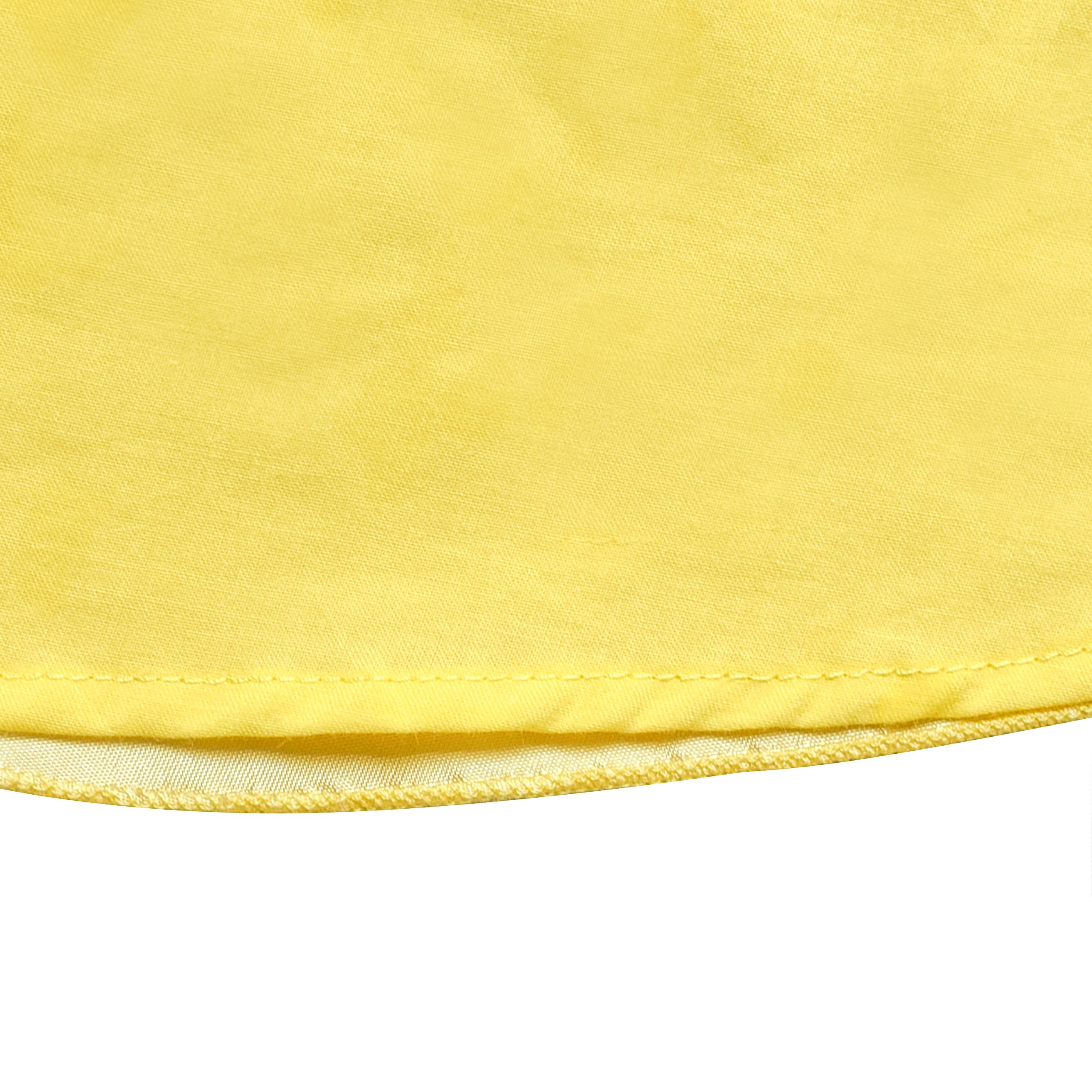 Girls Dress Yellow Princess Belle Costume Birthday Party Size 6 by Sunny Fashion (Image #5)
