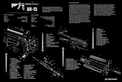 M16 Diagram Poster Wiring Diagram