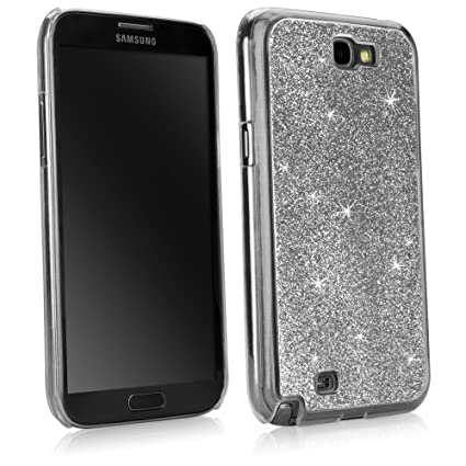 buy online 91fac dc15a BoxWave Glitter Samsung Galaxy Note 2 Case - Colorful Snap-On Glitter Case  in Shimmering Sparkles, Spotlight Fashion for your Samsung Galaxy Note 2! -  ...