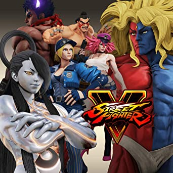 Amazon Com Street Fighter V Character Pass 4 Ps4 Digital Code