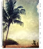 Tools4Wisdom Planner 2018 - 8.5 x 11 Softcover - Weekly Monthly Daily Personal Organizer - Dated January to December Calendar Year - Yearly Goals Personal Organizer (Spiral Bound with Tabs)