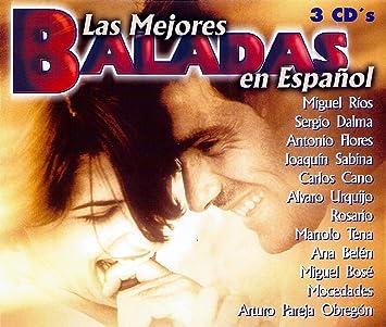 VARIOS ARTISTAS - ROMANCE LAS MEJORES BALADAS EN ESPANOL ...