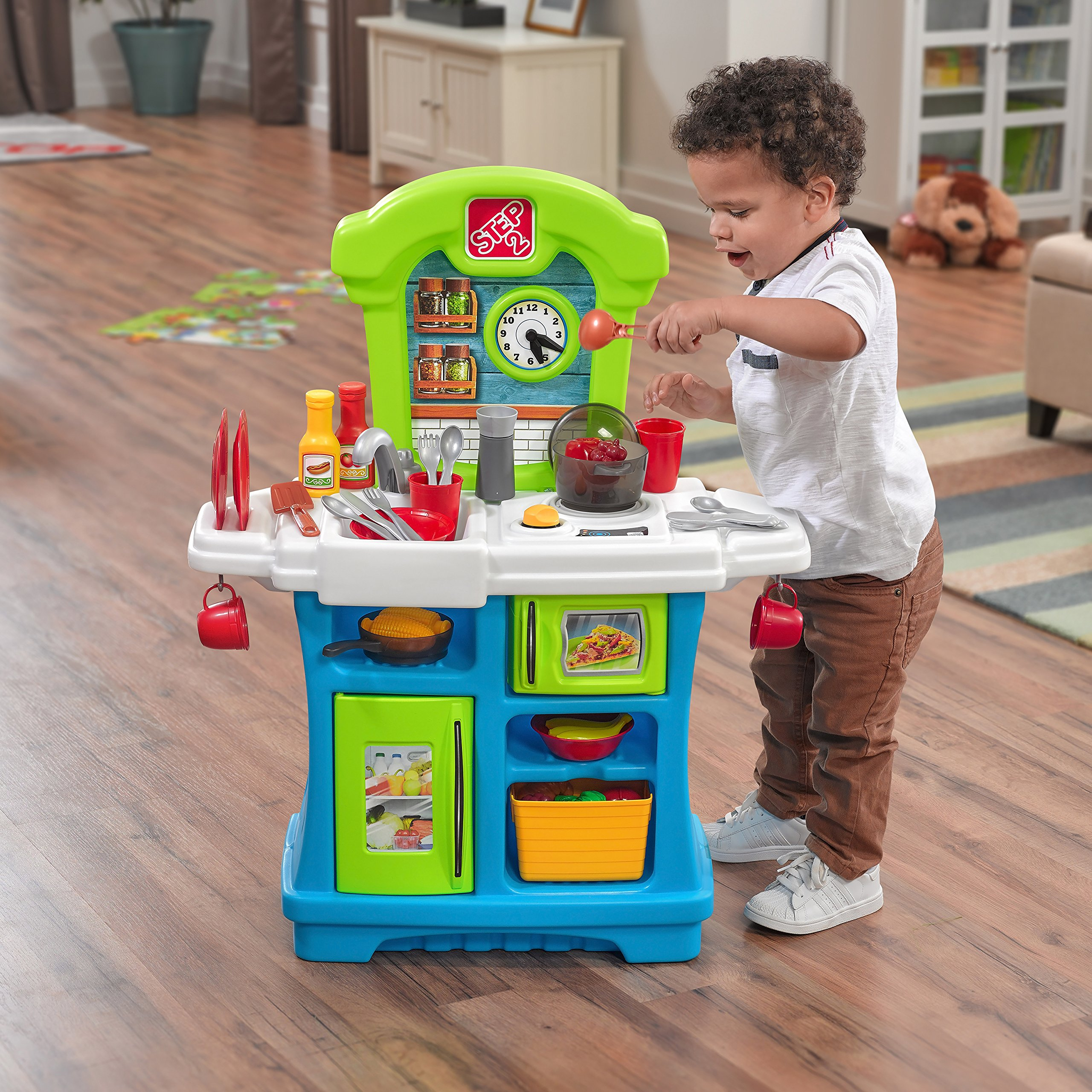 Step2 Little Cooks Kitchen Playset by Step2 (Image #2)