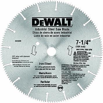 Dewalt dw3330 7 14 inch iron and steel cutting segmented saw blade dewalt dw3330 7 14 inch iron and steel cutting segmented saw blade keyboard keysfo Gallery
