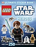 Lego Star Wars Heroes (DK Ultimate Sticker Books)