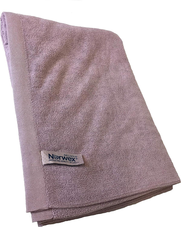 Norwex Lavender XL Bath Towel