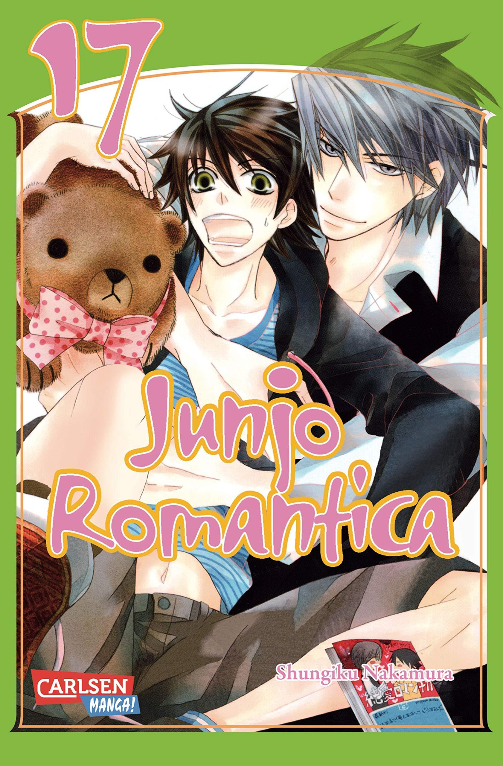 JUNJO ROMANTICA Band 19 Carlsen Manga