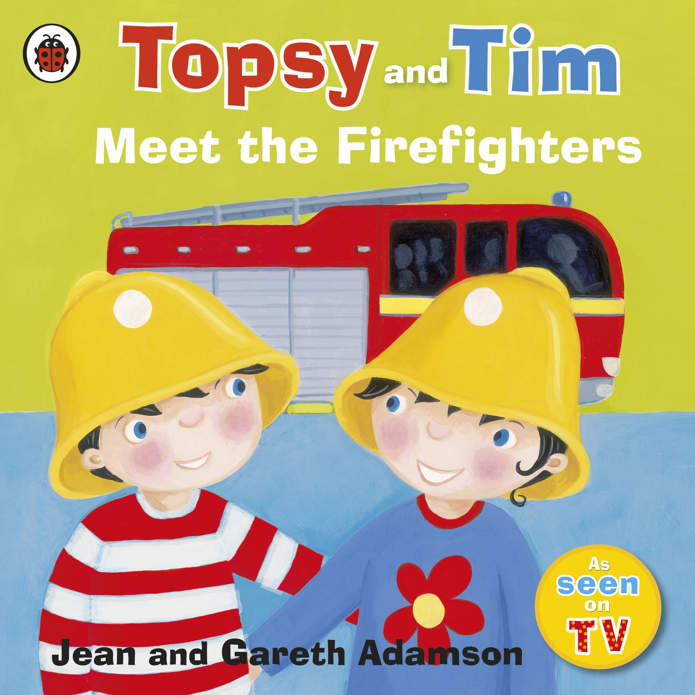 Topsy And Tim  Meet The Firefighters  Topsy And Tem