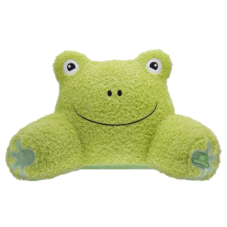 Relaximals Frog Kids Reading Pillow 91r7tknKGrL