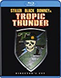 Tropic Thunder (Director's Cut) [Blu-ray]