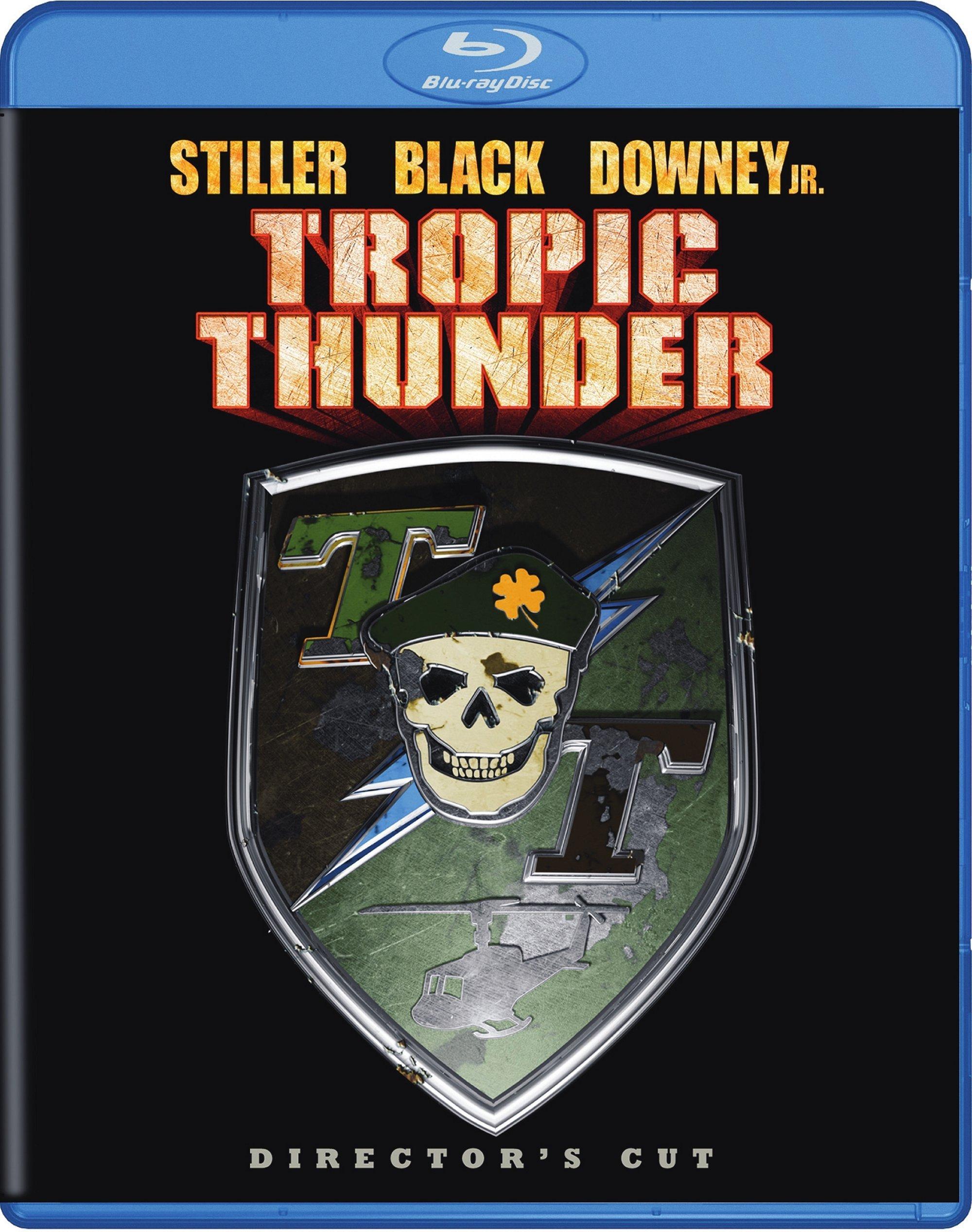 Blu-ray : Tropic Thunder (Blu-ray)