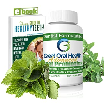 Herbal supplements for bad breath