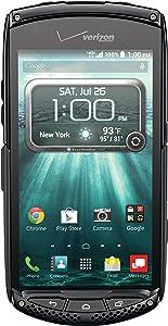 Kyocera Brigadier, Black 16GB (Verizon Wireless)