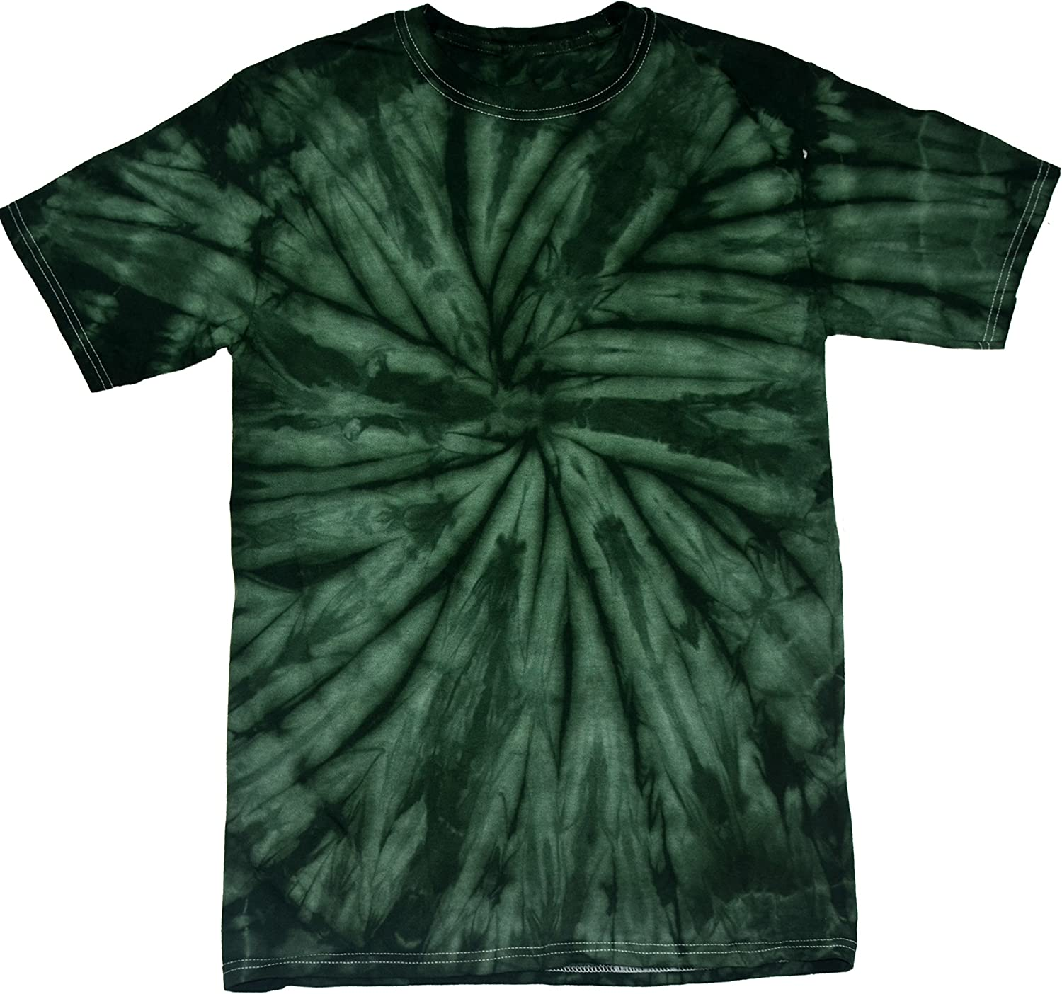 Colortone Youth /& Adult Spider Tie Dye T-Shirt