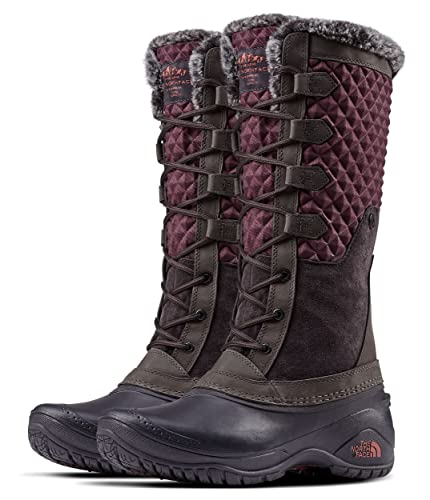 b38b800614 The North Face Women s Shellista III Tall - Fig   Weathered Black - 5