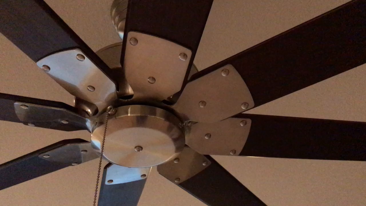 Emerson aira eco 72 inch oil rubbed bronze modern ceiling fan free - Customer Video Review