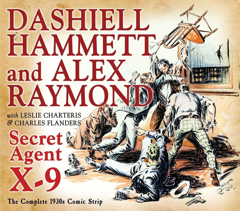 Secret Agent X-9 (Library of American Comics) pdf