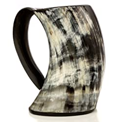Viking Beer Drinking Horn