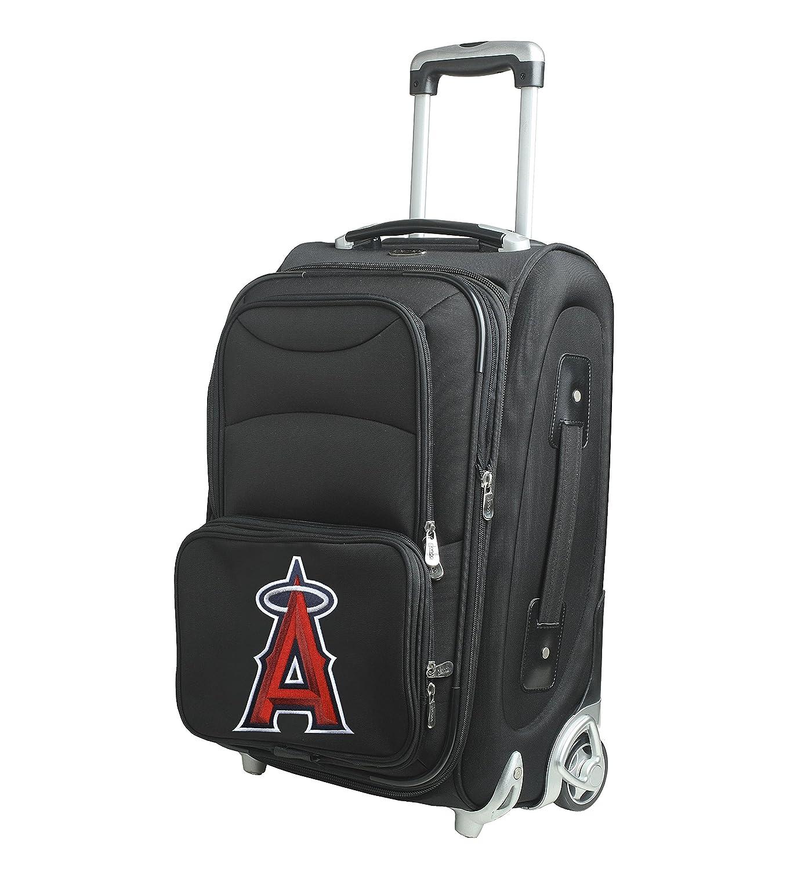 MLB Los Angeles Angelsインラインスケートホイール機内持ち込み荷物、21-inch、ブラック B00NV4EV7K