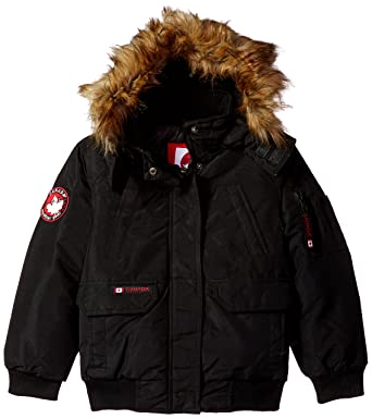 55fc1cfc656f1 CANADA WEATHER GEAR Toddler Boys  Outerwear Jacket (More Styles Available)