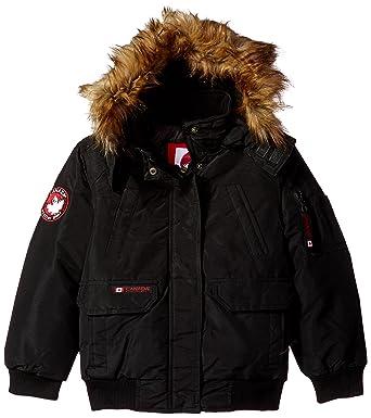 16ed35447 Amazon.com  CANADA WEATHER GEAR Boys  2-Piece Insulated Parka  Clothing