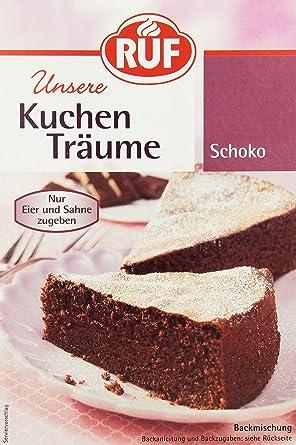 Ruf Kuchen Traume Schoko 8er Pack 8 X 425 G Amazon De
