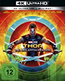Thor - Tag der Entscheidung  (4K Ultra HD) (+ Blu-ray 2D) [Alemania] [Blu-ray]