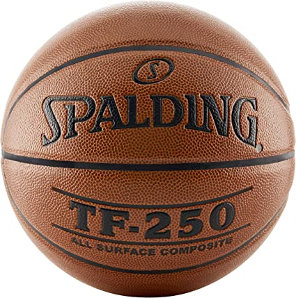 Spalding TF-250 Balón de Baloncesto para Interiores y Exteriores ...