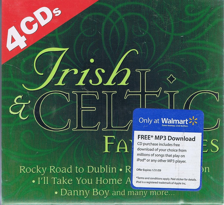 Various Artists - Irish & Celtic Favorites - Amazon com Music