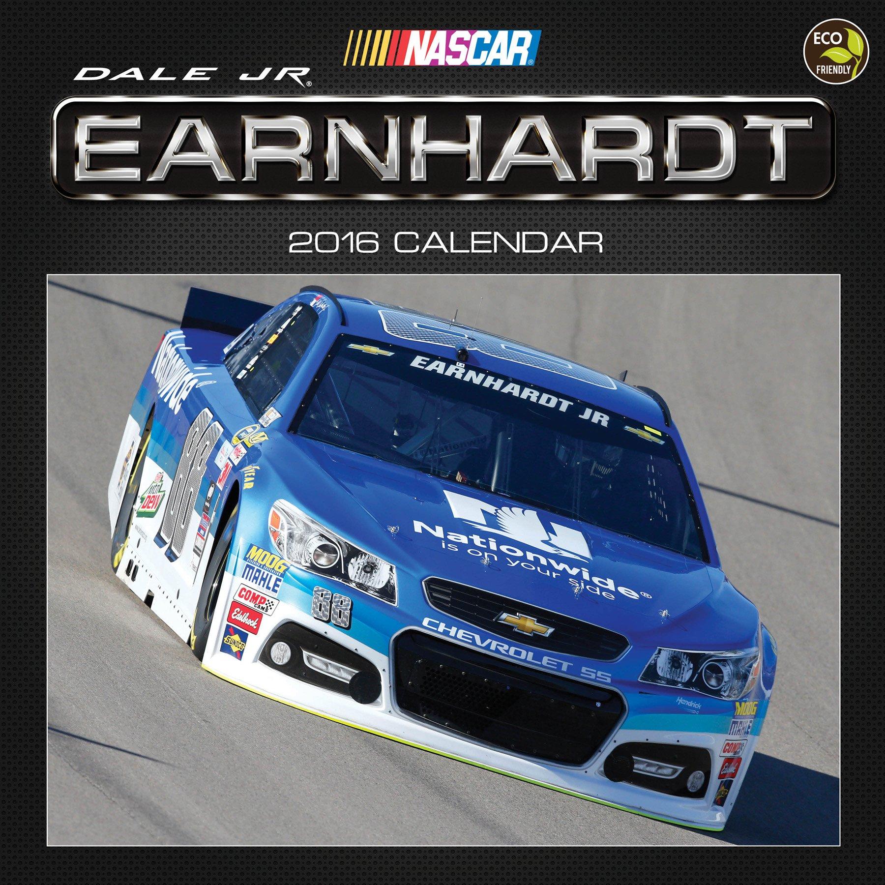 2016 Dale Earnhardt Jr Wall Calendar: Dale Earnhardt Jr: 9781624380624:  Amazon.com: Books