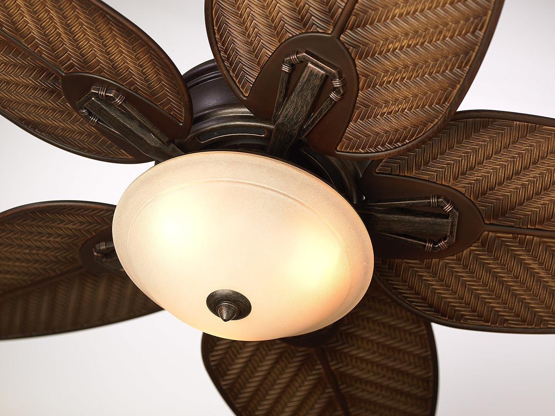 Bronze Emerson CF135DBZ Callito Cove 52 Indoor-Outdoor Ceiling Fan