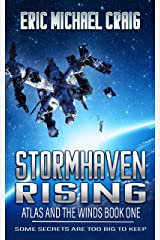 Stormhaven Rising (Atlas and the Winds Book 1) Kindle Edition