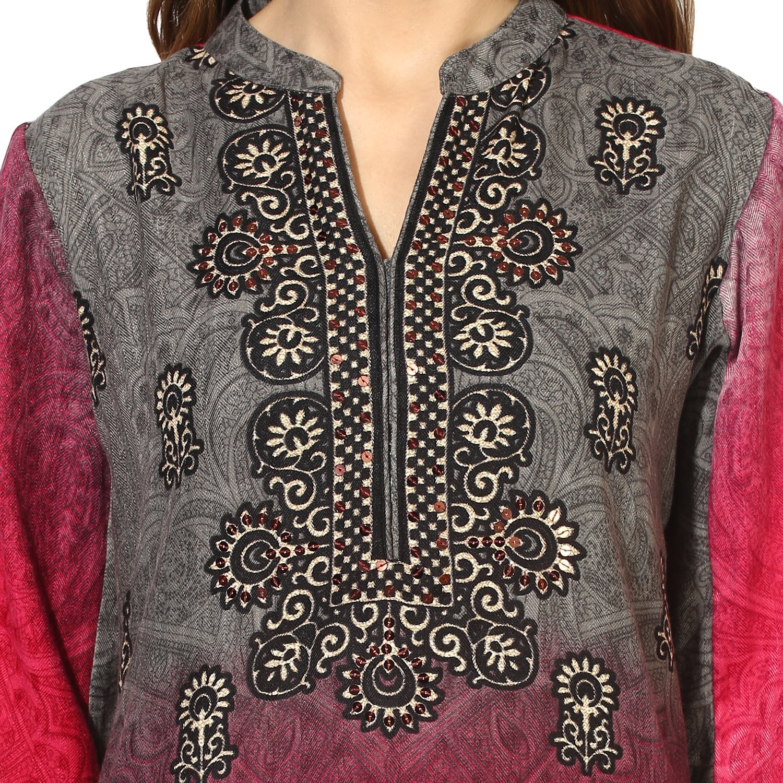 Lagi Kurtis Ethnic Women Kurta Kurti Tunic Digital Print Top Dress Casual Wear New Launch by Lagi (Image #6)