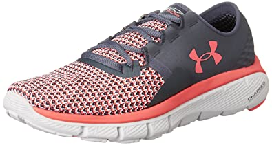 9a7798b6c7fc Under Armour Speedform Fortis 2 Women s Running Shoes - 6.5 - Grey
