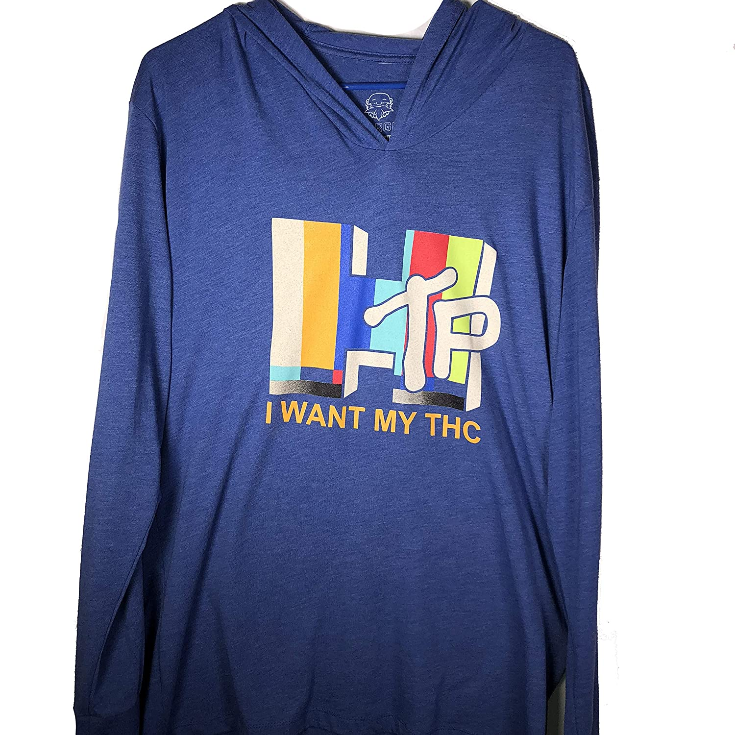 Honor Mens THC Hoody Royal