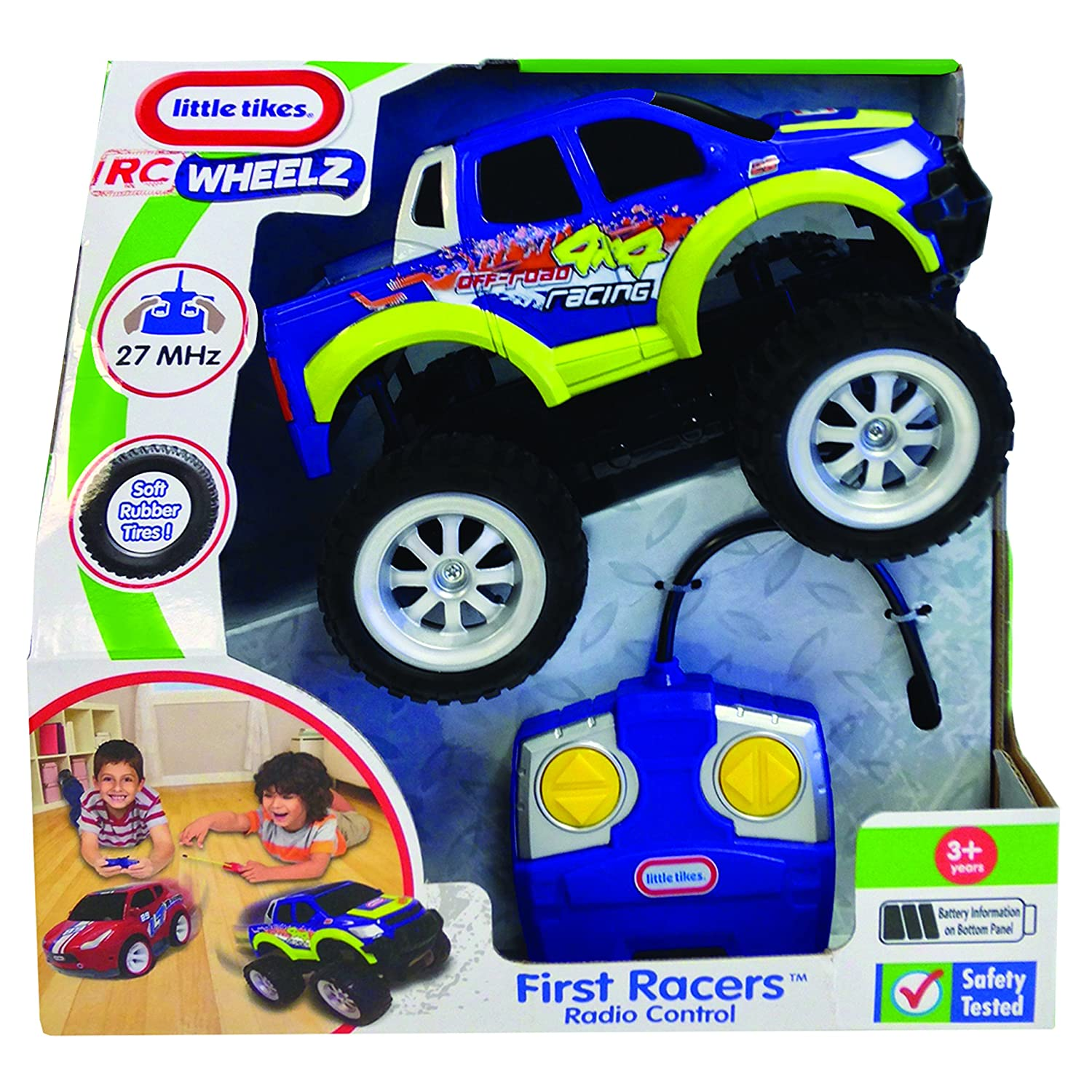 Better Sourcing Little Tikes Remote Control Truck Toy B01MQY2LU1
