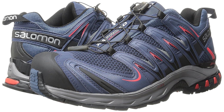 Ultra Salomon Pro scarpe Run Offroad cushioned grigio scarpe