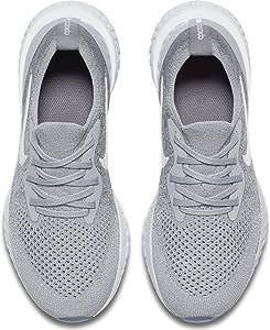 Nike Epic React Flyknit (GS), Zapatillas Deportivas De Niño: Amazon.es: Zapatos y complementos