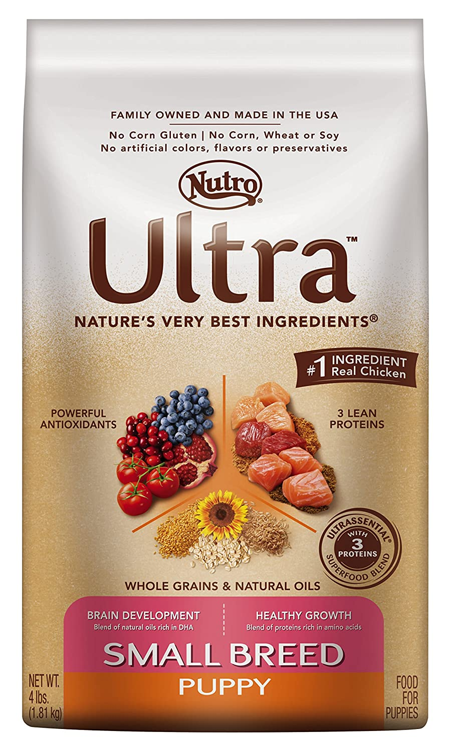 NUTRO ULTRA Puppy Dry Dog Food