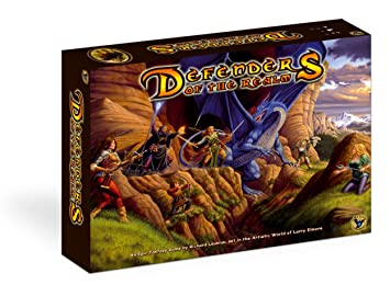 best castle defender style coop board game