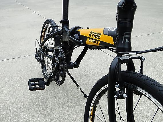 Bicicleta Plegable STREET 20 SHIMANO 6 velocidades, Aluminio: Amazon.es: Deportes y aire libre