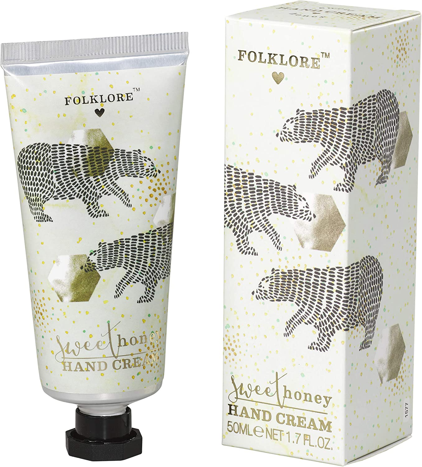 Details about Folklore Hand Cream Sweet Honey 50ml
