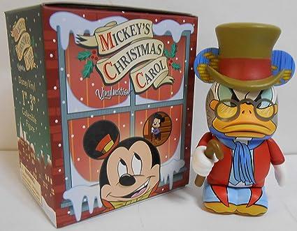 Christmas Carol Scrooge Mcduck.Mickey S Christmas Carol Ebenezer Scrooge Mcduck Disney Vinylmation 3 Figure Cute