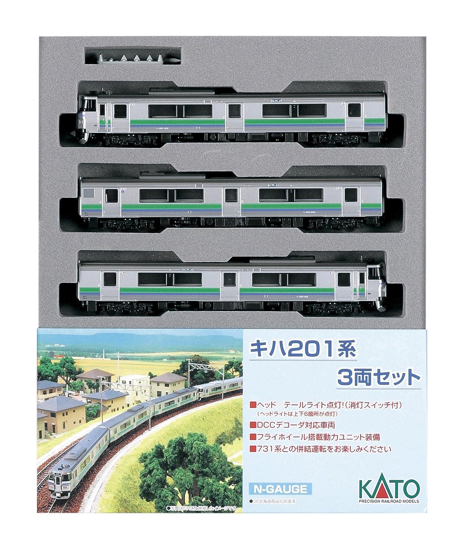 KATO Nゲージ キハ201系 3両セット 10-499 鉄道模型 ディーゼルカー B000PPHRN8